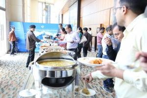 19 Networking Lunch
