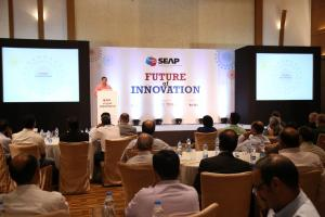2 Welcome note by Sameer Soman SEAP President