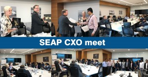 SEAP CXO Meet - Experience sharing about growing GICs