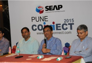 Press Conference-Pune Connect 2015