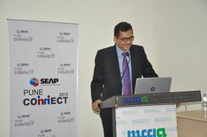 Pune Connect 2015-Curtain Raiser