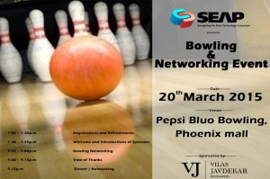 Bowling & Networking Event 2015