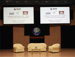 Interactive Workshop on GST - Impact on STPI units and new procedures